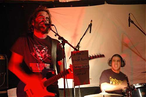 Ed Mudshi + Crack Und Ultreczema en concert