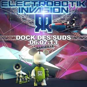 Electrobotik Invasion en concert
