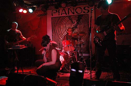 Weeds of Eden + Elk City + Da Novo Dahl en concert