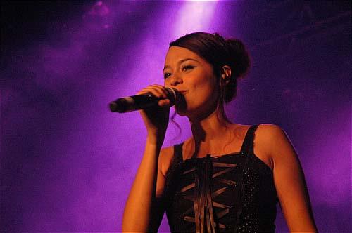 Emilie Simon en concert