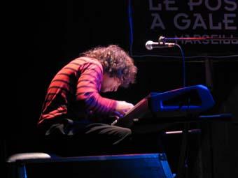 Fernando Otero Quartet en concert
