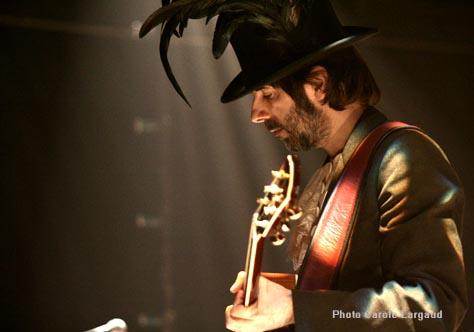 Thomas Fersen (Festival avec le Temps) en concert