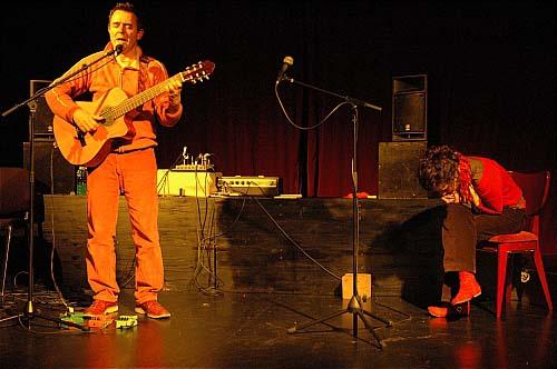 Fictions Intimes en concert