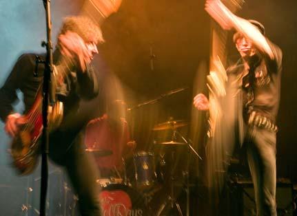 The A-Phones + The Fleshtones + The Bellrays en concert