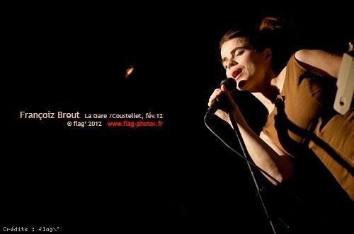 Françoiz Breut + Ottilie B en concert