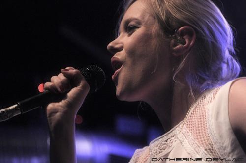 Fredrika Stahl en concert