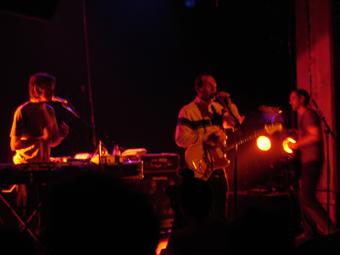 Marsatac : Evil Nine + Fujiya & Miyagi en concert