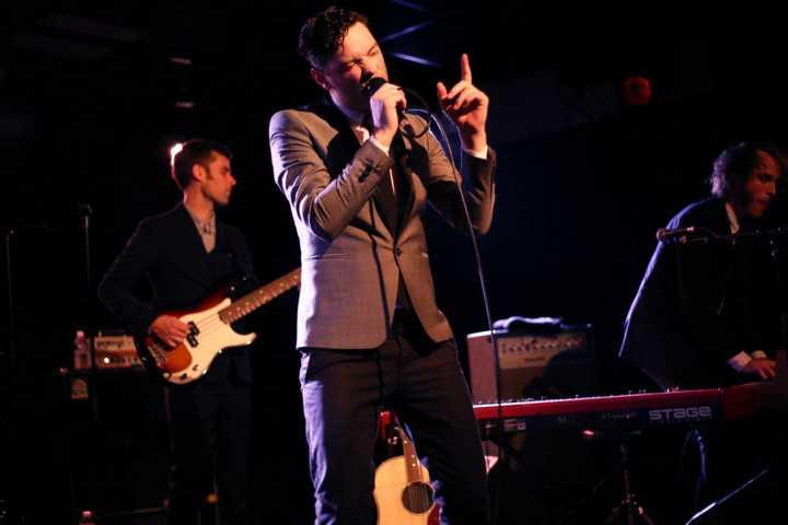 Gaspard Royant en concert