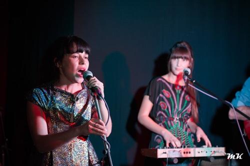 Get Back Guinozzi + Hifiklub en concert