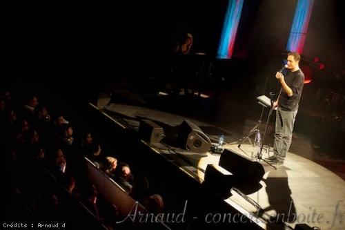 Grand Corps Malade + Sourire à la Vie en concert