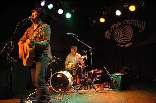 Grant Lee Phillips  en concert