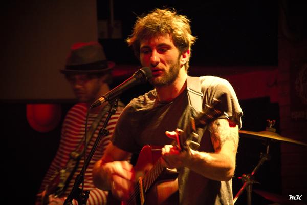 Guillaume Grand en concert