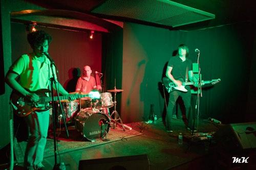 The Spitters + Grand Balcony Twang Machine + Hifiklub en concert