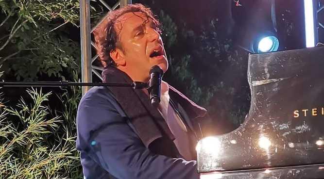 Chilly Gonzales Piano Vision (festival Marseille Jazz des Cinq Continents 2019) en concert
