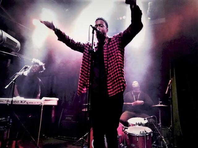 Black Milk & Nat Turner Band + Mc Odysé en concert
