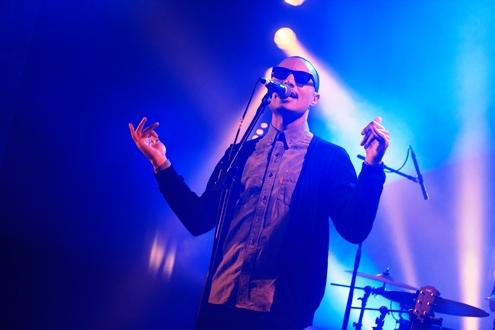 José James + Ty + Pumpkin en concert