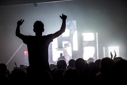 I love Techno 2013 avec Sven Vath, Laurent Garnier, The Hacker, Brodinski, Son Of Kick, Erol Alkan, Gesaffelstein, Fritz Kalkbrenner...  en concert