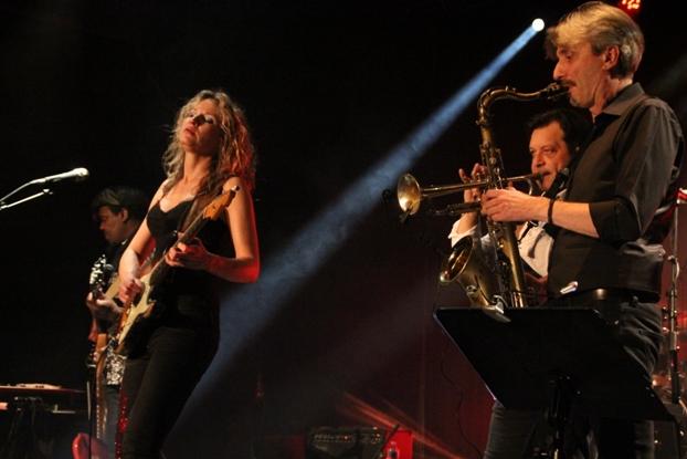 Ana Popovic en concert