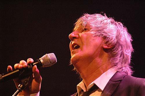 Jacques Higelin + Fritz Kartofel (festival Avec le Temps 2007) en concert