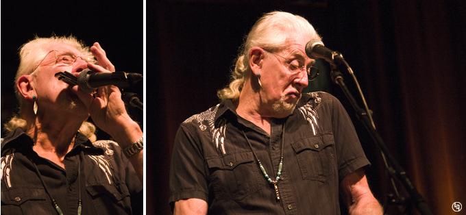 The Yardbirds / John Mayall en concert