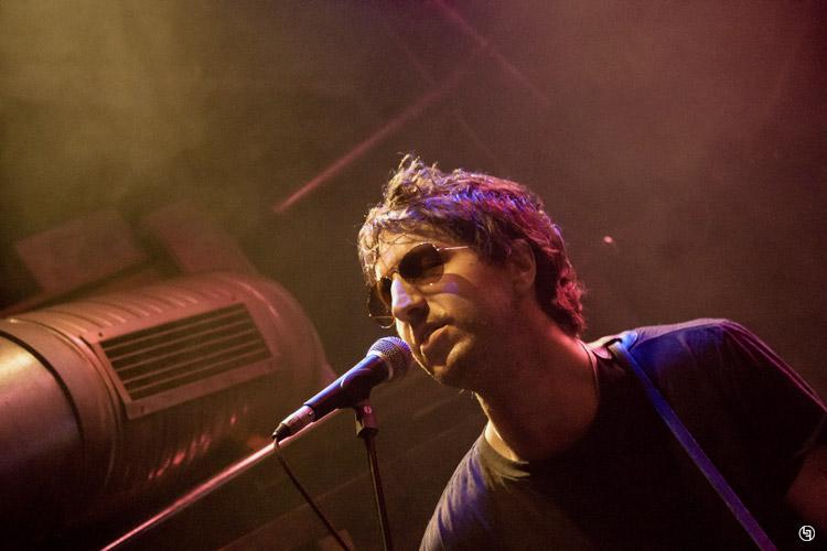 Joseph Arthur + Rene Lopez en concert