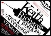 Keith Richards Overdose en concert