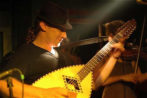 Kabbalah en concert