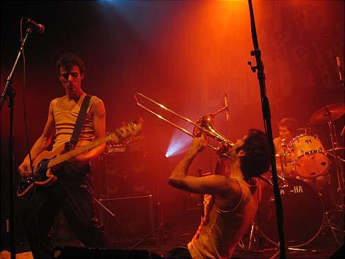Double Nelson + Kabu Ki BuddAH + Ed Mudshi en concert