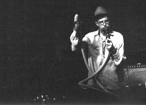 Abela & Merlo + Kandinsky + Leon & Andrea Parkins en concert