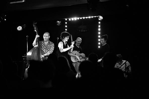 Manon Tanguy, Mariluce, Karpatt en concert