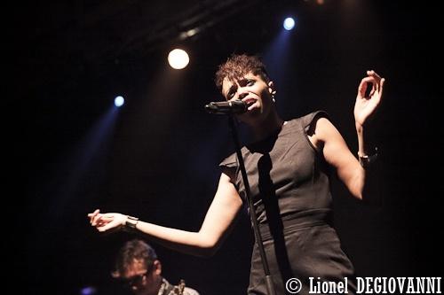 KellyLee Evans + Don Billiez (Le Tour du Pays d'Aix) en concert