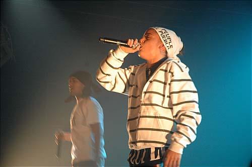 Keny Arkana en concert