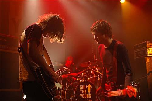 Kill the Young en concert