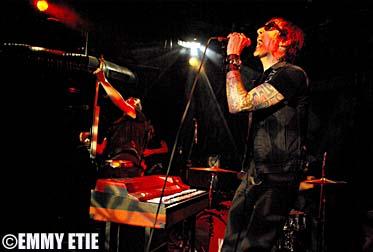 Lords of Altamont en concert