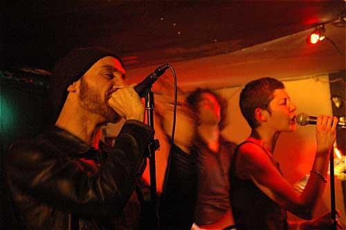 Ask the Dust + LO en concert
