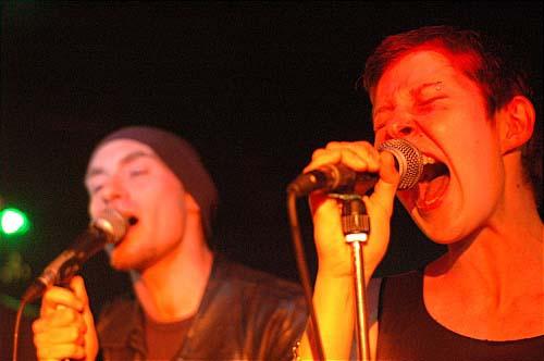 LO + Crumb en concert