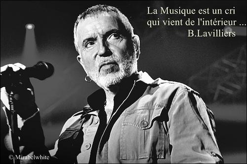 Bernard Lavilliers en concert