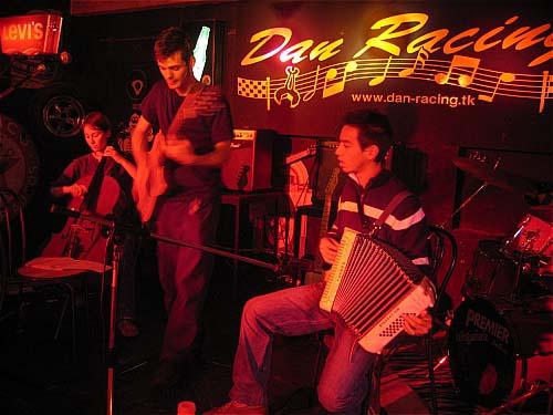 L'hurluberlu en concert