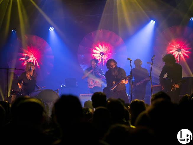 The Liminanas + Make-Overs en concert