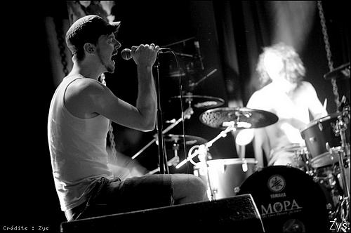 My Own Private Alaska + Morse en concert