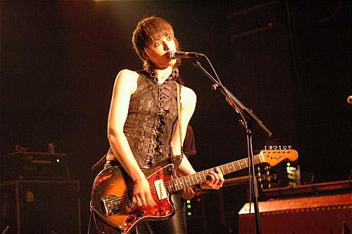 Holden + Mademoiselle K (festival Avec le Temps 2007) en concert