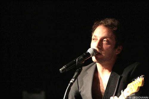Mathieu Boogaerts + Buridane en concert