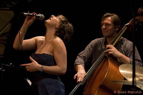 Mélanie Dahan ( Festival Avec Le Temps ) en concert