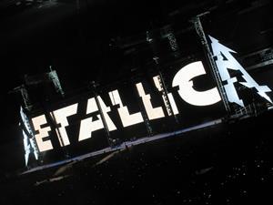 Metallica (World Wired Tour) + Ghost en concert