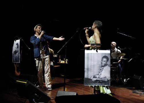 Tribute to Claude McKay :  Arlee Leonard & Moussu T e Lei Jovents en concert