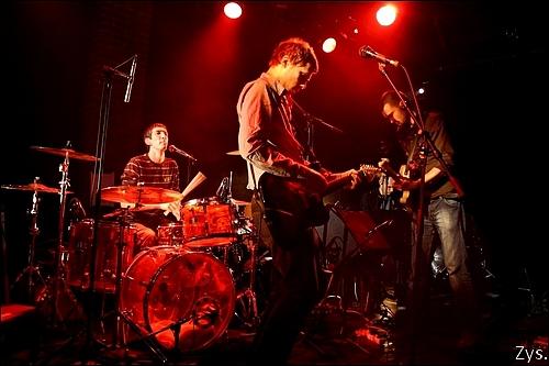 Mud Flow (Shamrock Festival) en concert