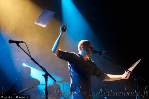 Frédéric Nevchehirlian + Andromakers en concert