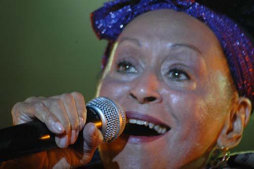 Herbie Hancock, Zaza Fournier, Omara Portuondo, Nneka (Fiesta des Suds 2008) en concert