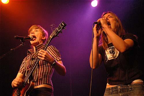 Anais + Oshen en concert