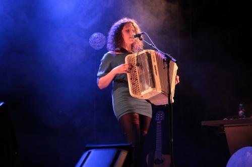 Ottilie B  en concert